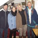 Pusdorfer Mix mit Joachim, Dana, ;onika und Reinhold