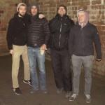 Die DanJos von der SGF mit  Lukas, Max, Daniel und Michael